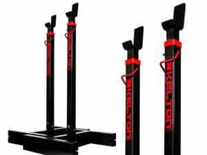 KELTON HS1 BARBELL SQUAT STANDS - IRON-STRENGTH.CO.UK