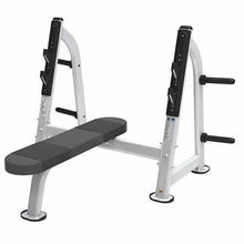 Carica l'immagine nel visualizzatore di Gallery, IRSH1100 – OLYMPIC PROFESSIONAL FLAT BENCH - IRON-STRENGTH.CO.UK