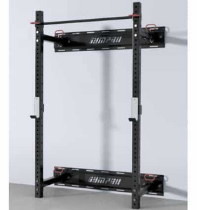 GYMPRO SMART FOLDING WALL TRAINING CAGE - IRON-STRENGTH.CO.UK