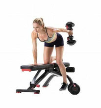 Load image into Gallery viewer, QUALITY ADJUSTABLE BENCH BOWFLEX - IRON-STRENGTH.CO.UK