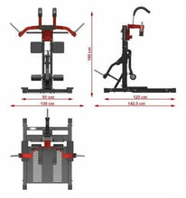 Load image into Gallery viewer, 9094 LEG MACHINE  - BARBARIAN - IRON-STRENGTH.CO.UK