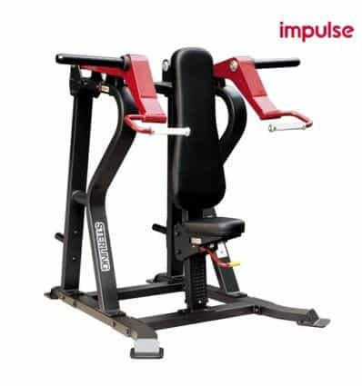 SL7003 SHOULDER RING EXERCISE MACHINE EXTRUSION SITTING - IRON-STRENGTH.CO.UK