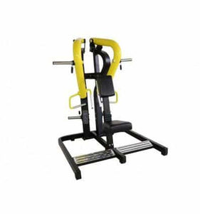 RIDGE RECTIFIER MACHINE, BICEPS, QUADRILATERAL GOLD LINE - IRON-STRENGTH.CO.UK