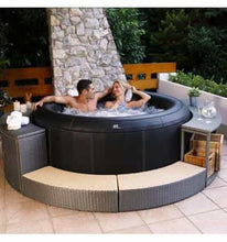 Load image into Gallery viewer, MSPA INFLATABLE JACUZZI HOT TUB SPA WITH FURNITURE IN A 40C SET - IRON-STRENGTH.CO.UK