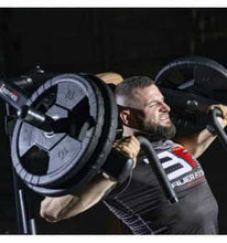 Load image into Gallery viewer, 10x 5kg  PREMIUM OLYMPIC RUBBER LOAD DEAL - IRON-STRENGTH.CO.UK
