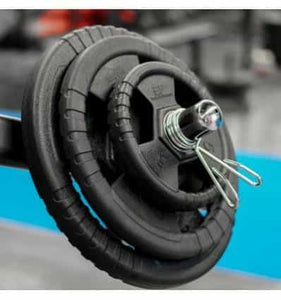 10x 5kg  PREMIUM OLYMPIC RUBBER LOAD DEAL - IRON-STRENGTH.CO.UK