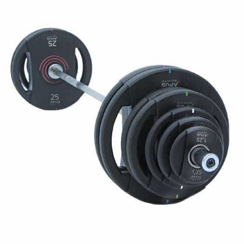 MERCURY OLYMPIC WEIGHTS 1.25 TO 25KG - IRON-STRENGTH.CO.UK