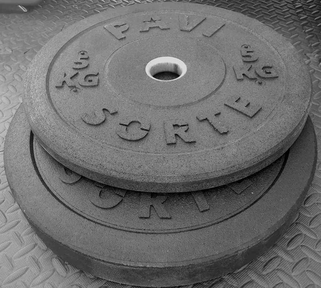 Hi Temp Olympic Bumper Plate DEAL Up to 50 % off