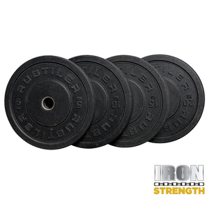 Hi Temp RUBTILER Olympic Bumper Plate DEAL Up to 60 % off
