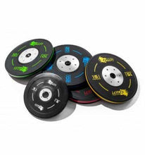 Load image into Gallery viewer, BEAST PROJECT COMPETITION BUMPER PLATES 5 to 25kg - IRON-STRENGTH.CO.UK