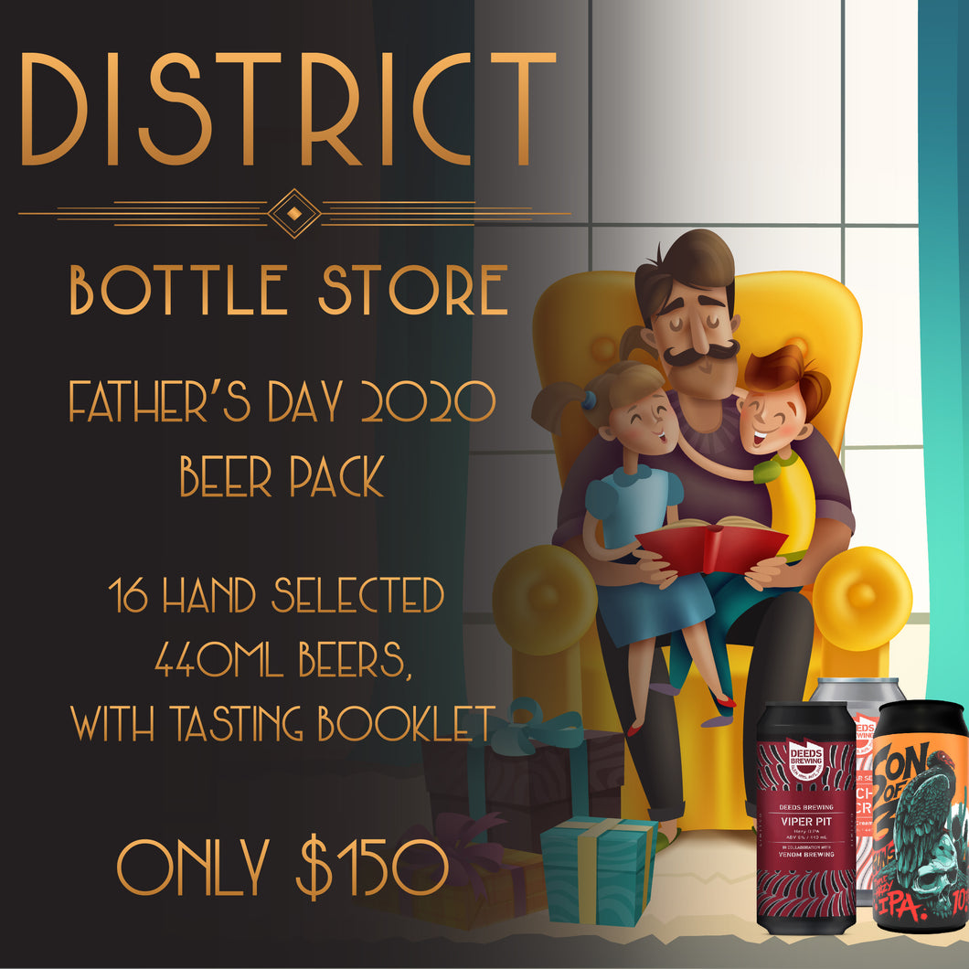 Fathers Day Pack - Mixed 16 x 440ML Cans
