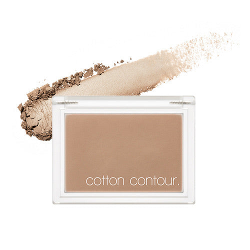 Missha- Cotton Contour in Salted Hot Chocolate