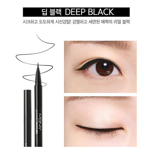 Waterproof Pen Eyeliner, Black, by MacQueen