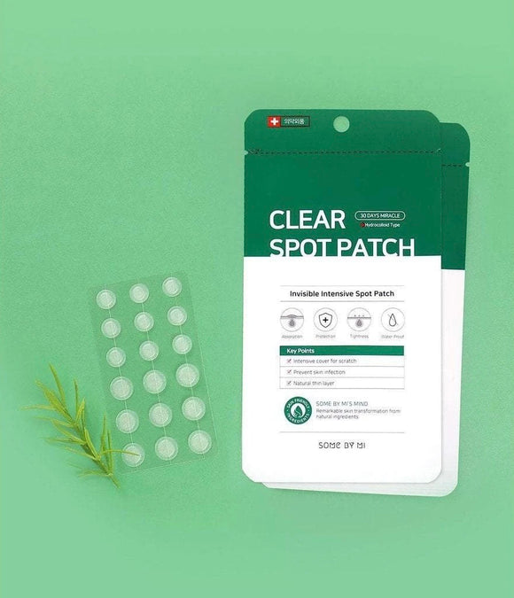 Clear Spot Patch for breakouts by Some By Mi