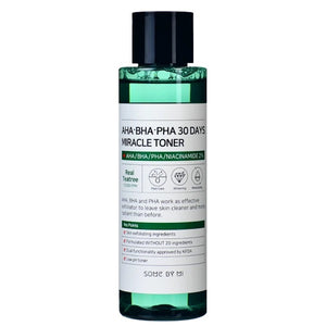 AHA•BHA•PHA 30 Days Miracle Toner by Some By Mi
