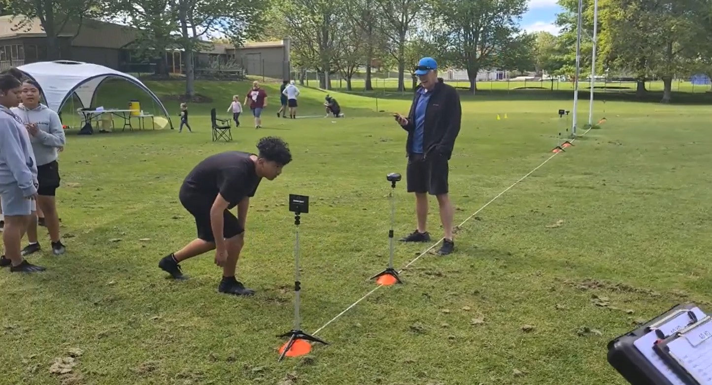 open day combine for the papakura american football club