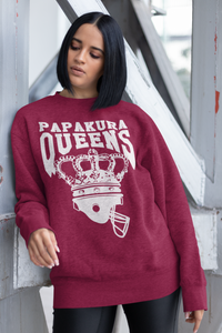 Womens Queens Sweatshirt