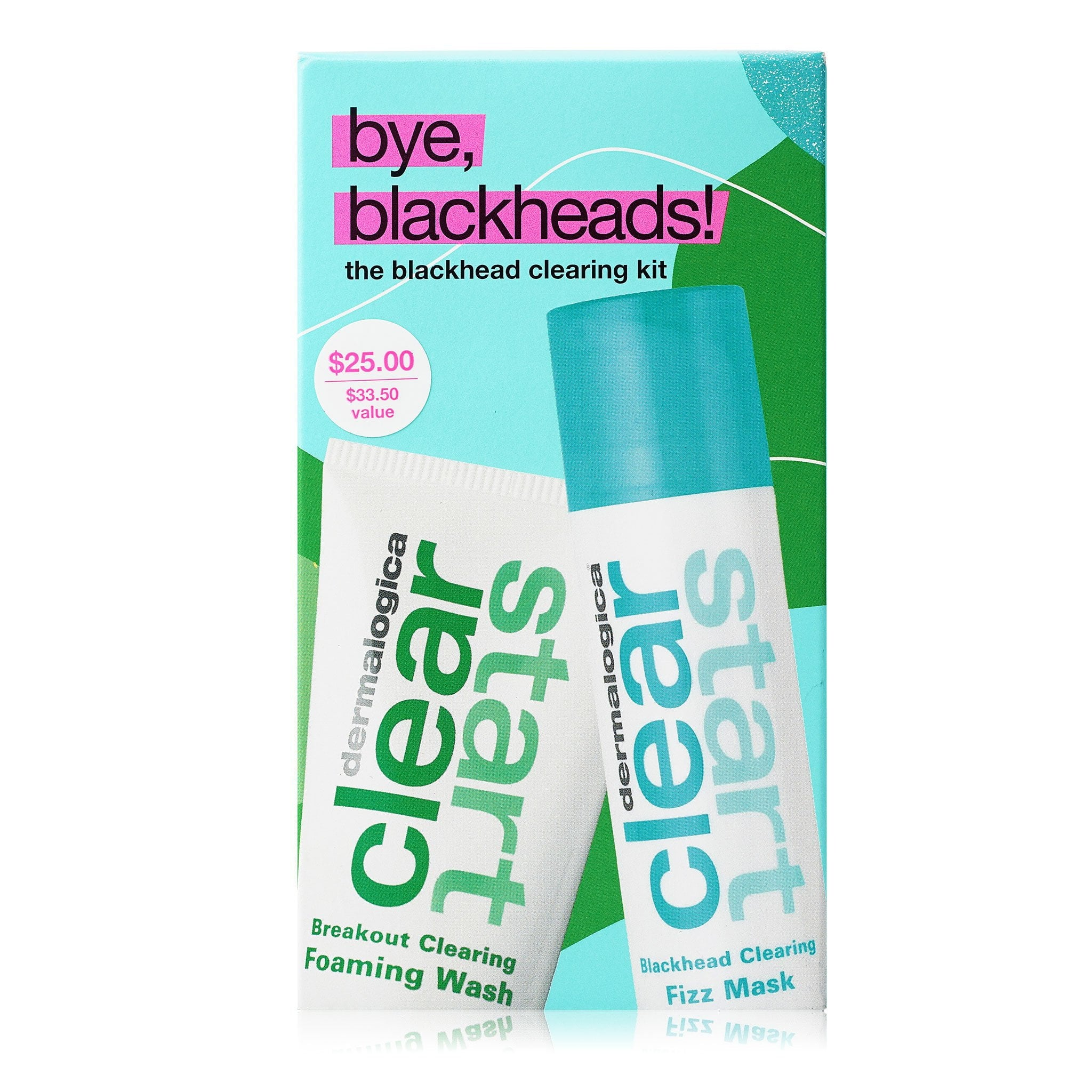 bye! blackheads kit