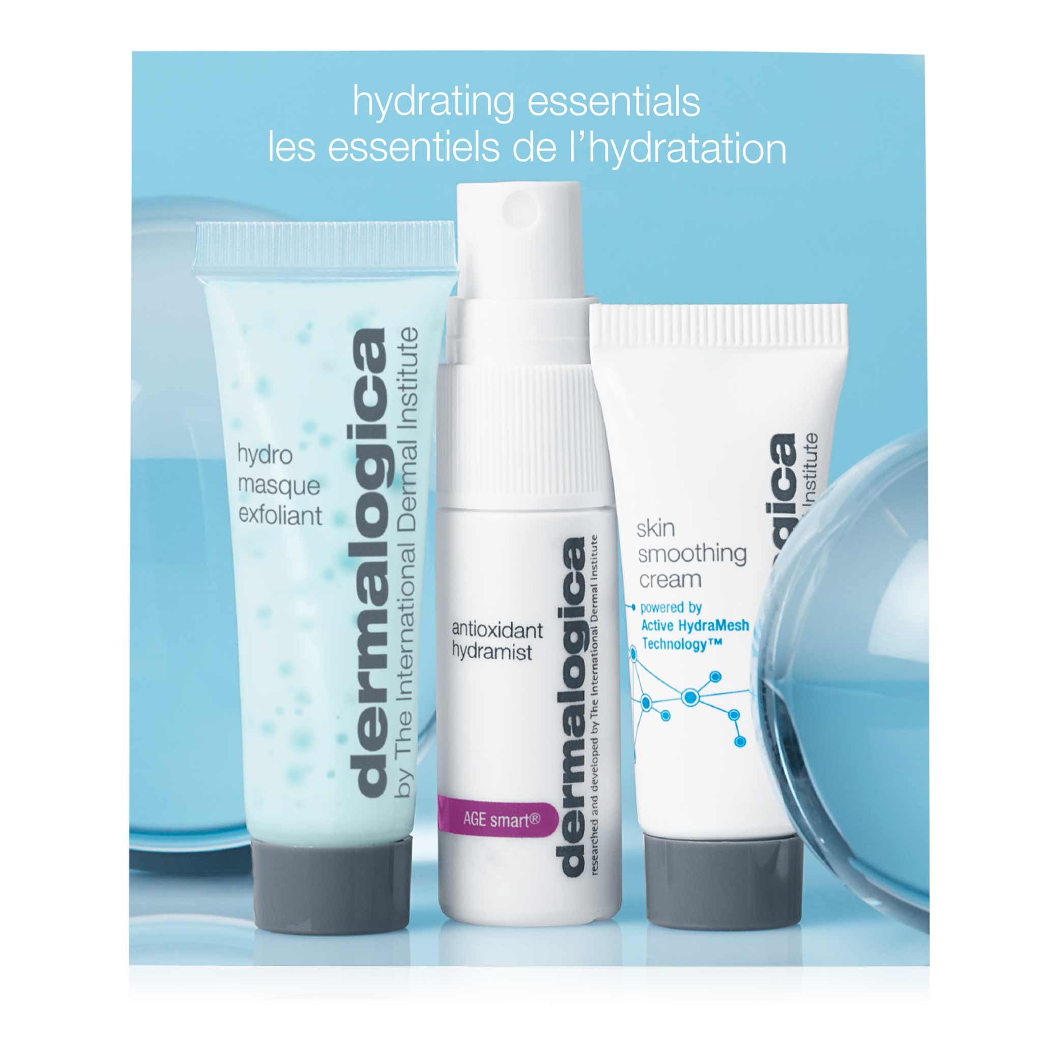 hydrating essentials gift