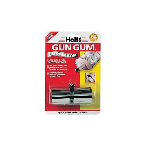 Holts Gun Gum Flexiwrap Long-Life Steel Silencer Repair Bandage