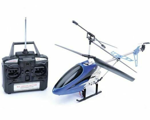 T77 3 Channel RC Helicopter