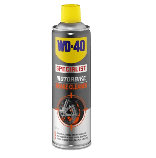 Wd-40 Specialist Motorbike Brake Cleaner - 500ml