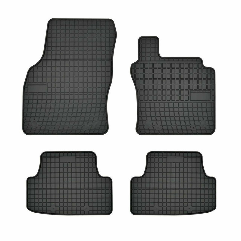 Premium Heavy Duty Rubber Tailored Car Mats Nissan Qashqai 2014>