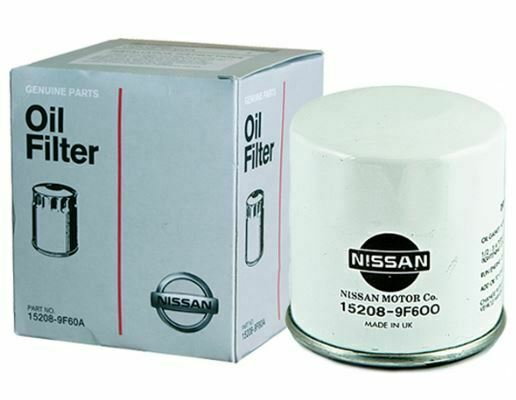 Nissan Juke, Note, Qashqai oil filter