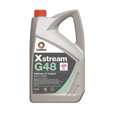 Comma XStream G48 Antifreeze | 5L