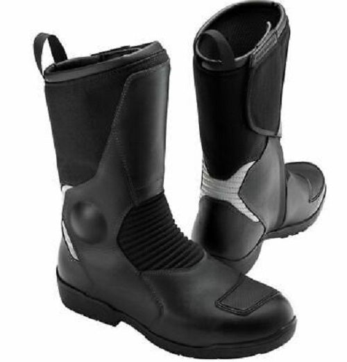BMW Motorrad All Round Touring Motorcycle Boots Size UK 9