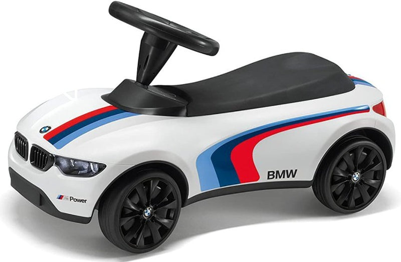 Genuine Original BMW Baby Racer III Kids Car M Sport White