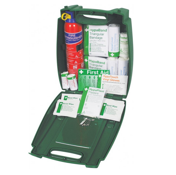 PCV Kit With Fire Extinguisher 600g
