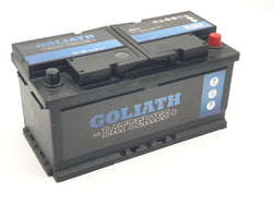 Goliath G017 83Ah 720A - 3 Year Warranty