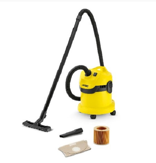 Karcher WD2 Wet and Dry Vacuum Cleaner 1.629-763.0