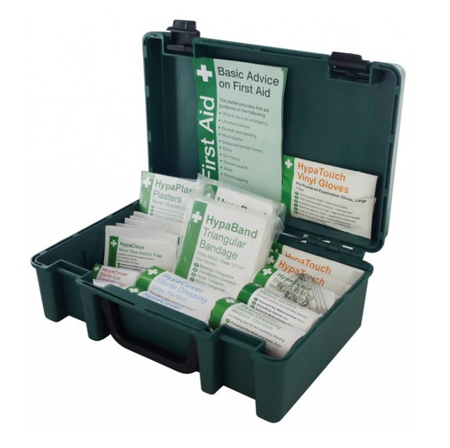 HSE First Aid Kit Small