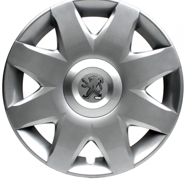 "Peugeot 807 Single 16"" Wheel Trim"
