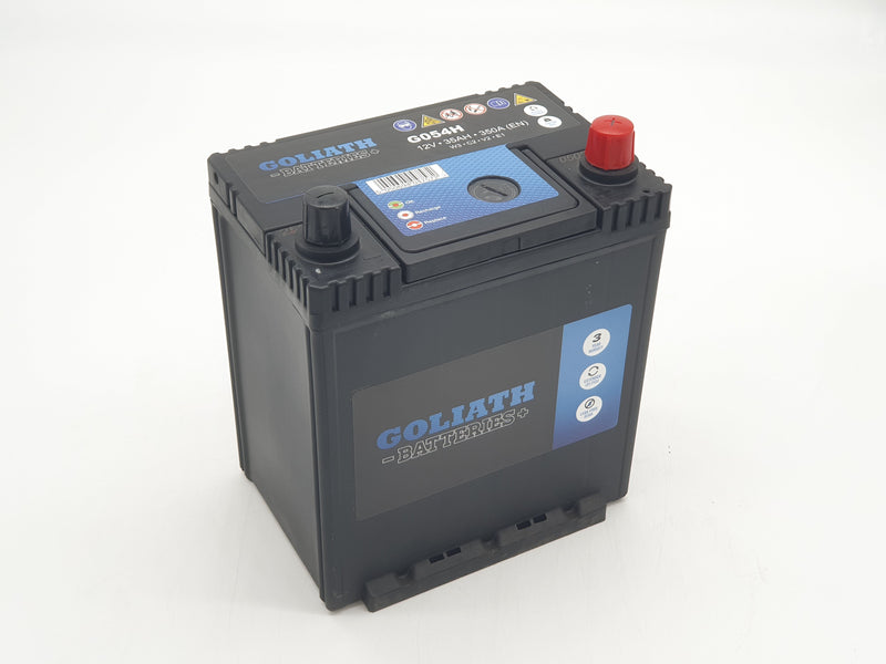 Goliath G054H 35Ah 350A - 3 Year Warranty