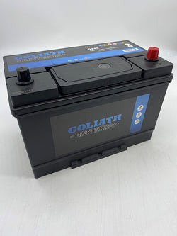 Goliath G249 91Ah 760A - 3 Year Warranty