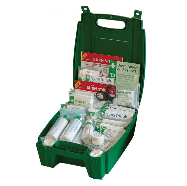 BSI First Aid Kit Medium High Hazard