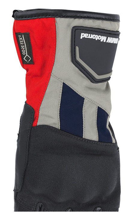 BMW GS Dry Motorcycle Gloves Men (Grey) - Size 11 (5564289056921)