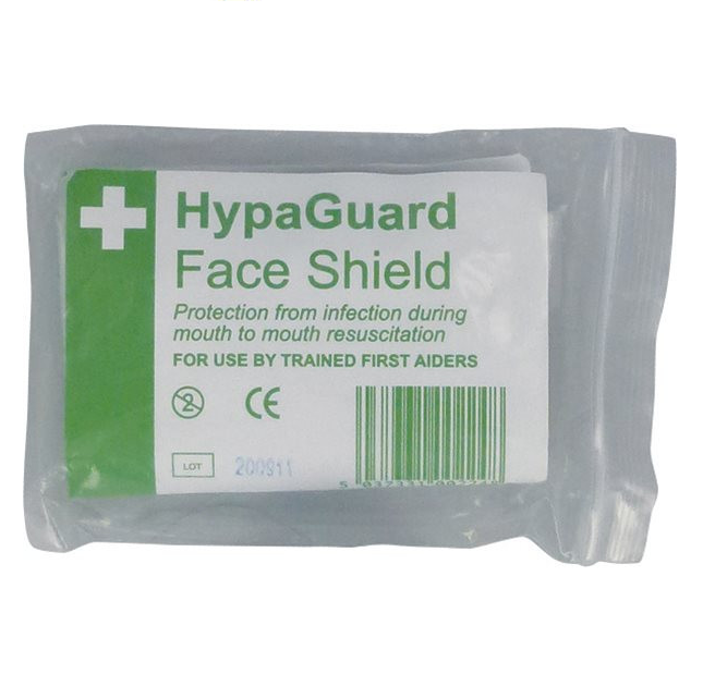 Hypaguard Face Shield Single Use