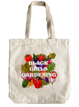 Load image into Gallery viewer, BlackGirlsGardening Tote Bag