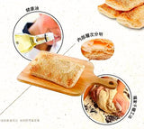 James Bun Clay Oven Sesame Flat 台式薄燒餅