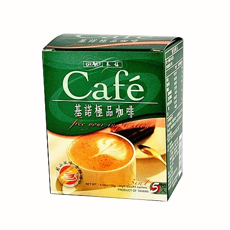 Gino 3 in 1 Instant Coffee Mix 基諾極品藍山咖啡