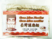 James Bun Guan Miao Noodles 台灣關廟麵