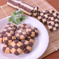 James Bun Sliced Mosaic Cookie Dough 馬賽克餅乾
