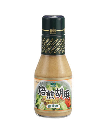 Kokumori Roasted Sesame Dressing 穀盛 焙煎胡麻脆綠鮮