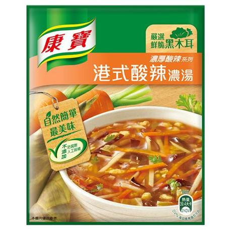 Knorr Instant Spicy Soup 康寶 港式酸辣湯