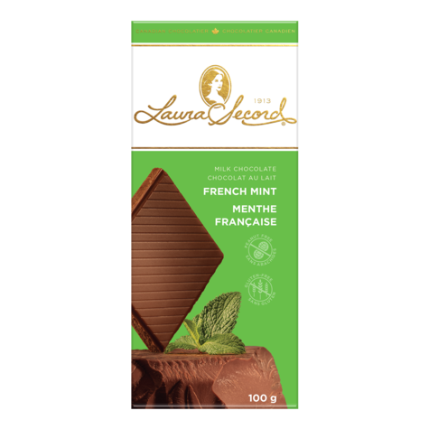 Laura Secord French Mint Bar 法式薄荷巧克力