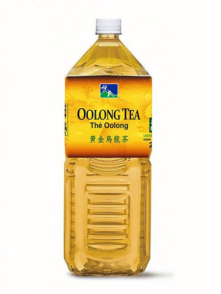 Yes Golden Oolong Tea Unsweetened 悅氏 黃金烏龍茶(無糖)